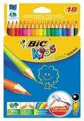 BIC Цветные карандаши Evolution 18 цветов (937513)