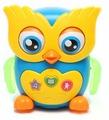 Интерактивная развивающая игрушка Азбукварик Музыкальная сова