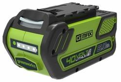 Аккумуляторный блок greenworks G40B6 2923307 40 В 6 А·ч