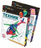 Мягкий конструктор Фантазёр Техник 147026 Вертолет