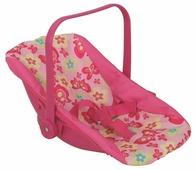 Переноска Buggy Boom Loona 8780-6 розовый с бабочками