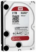Жесткий диск 2Tb Western Digital Red (WD20EFAX) (SATA-3, 5400rpm, 256Mb)