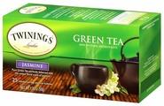 Чай зеленый Twinings Jasmine в пакетиках