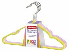 Вешалка Valiant Набор детские металлические с противоскользящим покрытием KH-M30-M4