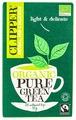 Чай зеленый Clipper Organic pure green tea в пакетиках