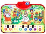 Музыкальный коврик Умка Пианино Стихи К. Чуковского (HX05013-A-R4)