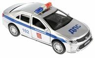 Легковой автомобиль ТЕХНОПАРК Toyota Camry Полиция (CAMRY-P-SL) 12 см