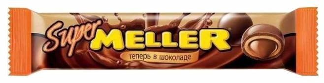 Ирис Super Meller Теперь в шоколаде 36 г