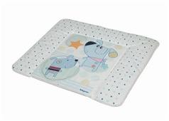 Пеленальный матрас Babycare 82 х 73