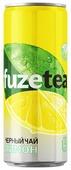 Чай fuzetea Черный чай Лимон, банка