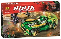 Конструктор BELA Ninja 10803 Катана V11