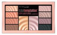 "Maybelline Палетка теней и хайлайтеров ""Temptation"""