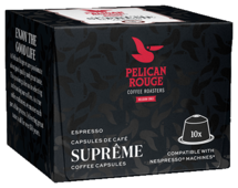 Кофе в капсулах Pelican Rouge Supreme (10 капс.)