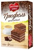 Торт Русская нива Трюфель шоколадный