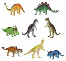 BONDIBON Ребятам о Зверятах - Динозавры ВВ1614