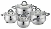Набор посуды LARA LR02-93 8 пр.