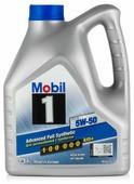 Моторное масло MOBIL 1 FS X1 5W-50 4 л