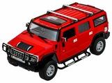 Легковой автомобиль MZ Hummer H2 (MZ-2026) 1:14 35 см