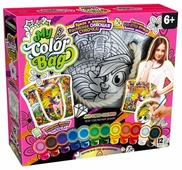 Danko Toys Сумка-раскраска My Color Bag Пони (COB-01-04)