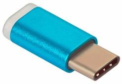 Разъем GreenConnect microUSB - USB Type-C (UC3U2MF)