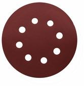 Шлифовальный круг на липучке Vira 558007 125 мм 5 шт