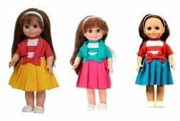 Интерактивная кукла Весна Анна 4, 42 см, В2810/о, в ассортимнте