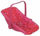 Переноска Buggy Boom Loona 8780-3 розовый с сердечками