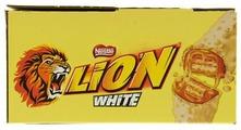 Батончик Lion White, 42 г, коробка