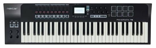 MIDI-клавиатура Nektar Panorama T6