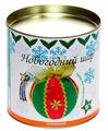 Волшебная Мастерская Набор для создания елочных украшений Новогодний шар (КН-Ш2)