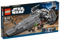 Конструктор LEGO Star Wars 7961 Ситхский корабль-разведчик Дарта Мола