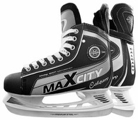 Детские хоккейные коньки MaxCity Calgary для мальчиков