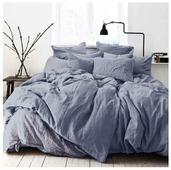 Постельное белье 2-спальное Seta Лен De Lux