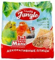 Happy Jungle Корм Daily Menu для декоративных птиц