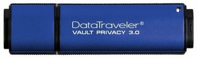 Флешка Kingston DataTraveler Vault Privacy 3.0
