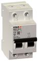 Автоматический выключатель КЭАЗ ВА47-29 2P (C) 4,5kA