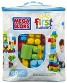 Конструктор Mega Bloks First Builders DCH55 Большая сумка строителя