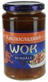 Соус Rundale Wok Кисло-сладкий, 400 г