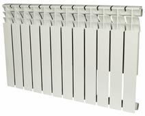 Радиатор биметаллический ROMMER Optima Bm 500