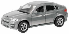 RMZ Машинка BMW X6 1:64