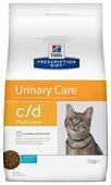 Корм для кошек Hill's Prescription Diet Urinary Care c/d Multicare Ocean Fish