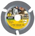 Диск отрезной 115x22.23 GRAFF Speedcutter 115
