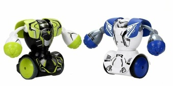 Интерактивная игрушка робот Silverlit Robo Kombat Battle Pack