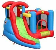 Надувной комплекс Happy Hop Веселый малыш 6 в 1 9371