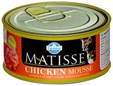 Корм для кошек Farmina Matisse с курицей 85 г