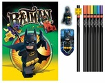 Канцелярский набор LEGO Batman Movie (51749), 12 пр.