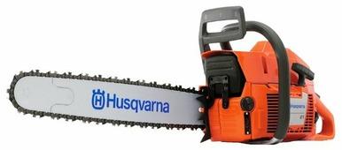 Цепная бензиновая пила Husqvarna 61