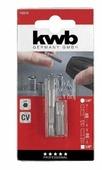 Набор адаптеров для торцевых головок kwb 105210