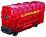 3D-пазл Crystal Puzzle Лондонский автобус (90129), 53 дет.