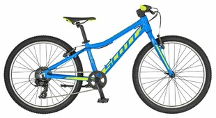 Подростковый горный (MTB) велосипед Scott Scale 24 Rigid Fork (2019)